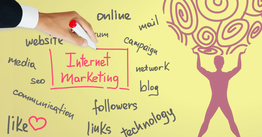 Marketing Online image
