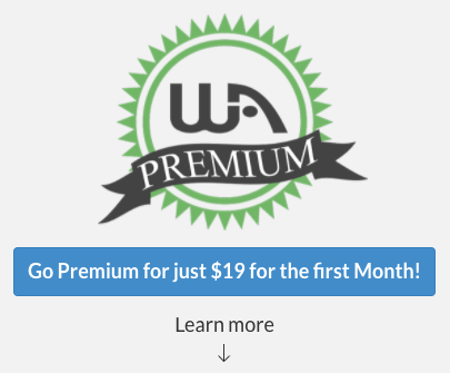 WA Premium 19 first month image