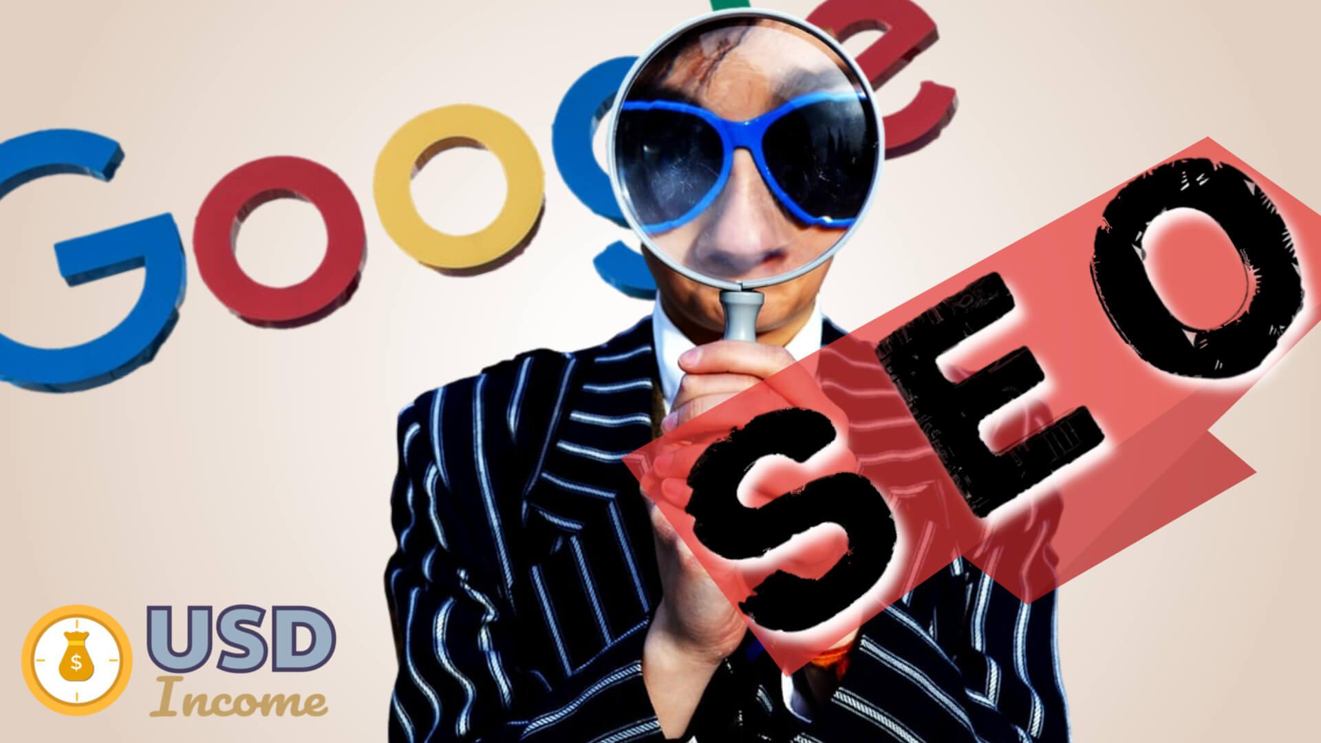 Google SEO F Pic